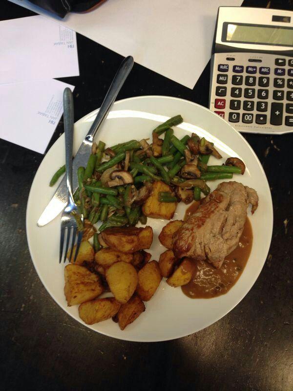 Jan Tabak maaltijd