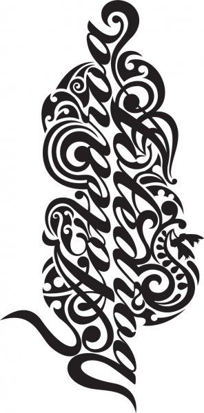 Check out Tiki Aotearoa Print in Black by Shane Hansen at New Zealand Fine Prints