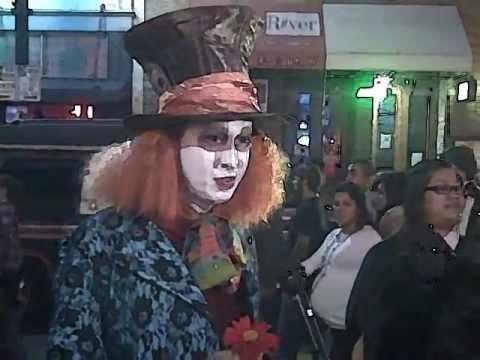 halloween on 6th austin texas oct 31 2010 sunday night - Halloween Stores Austin Texas
