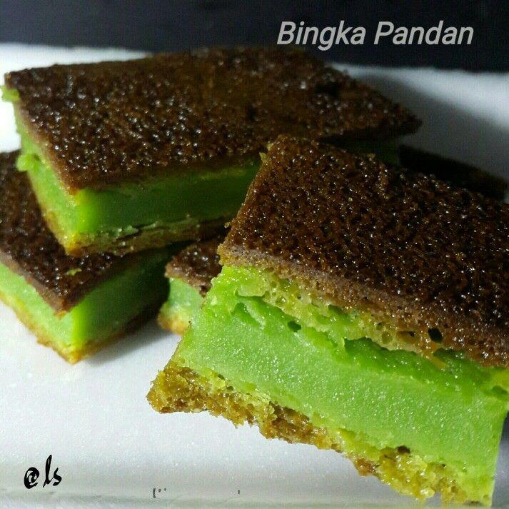 Bingka Pandan