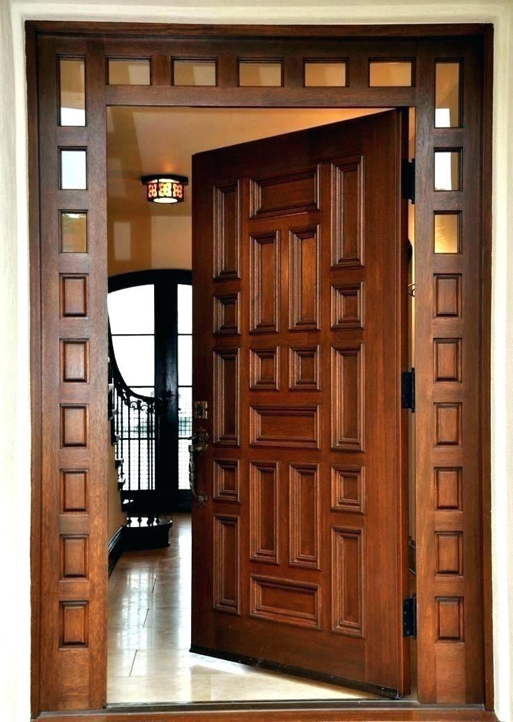 15 Pics Review Main Door Designs India For Home And Descrition Wooden Main Door Design Door Design Modern Wooden Front Door Design