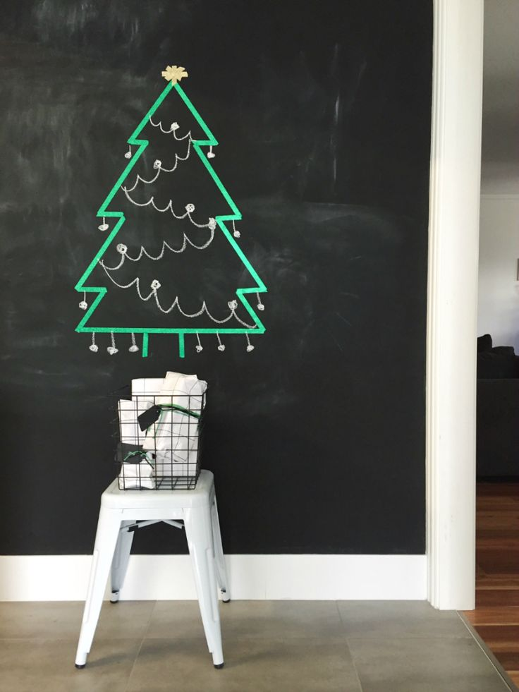 Scotch® Expressions Tape Christmas Tree!