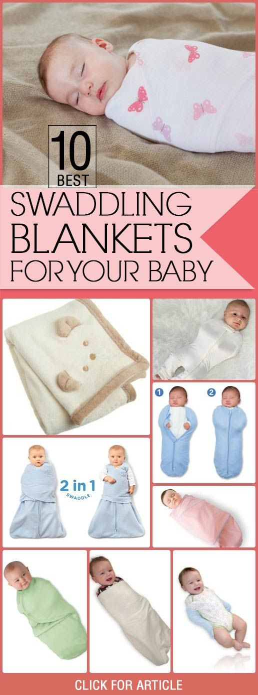Looking for ways that can make your infant sleep better? Then, swaddling blanket can be one of the best choices. Check 10 best swaddle blankets for your baby