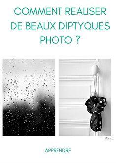 Dans cet article je vous donne des conseils et des exemples illustrés pour vous aider à réaliser de beaux diptyques photo.
