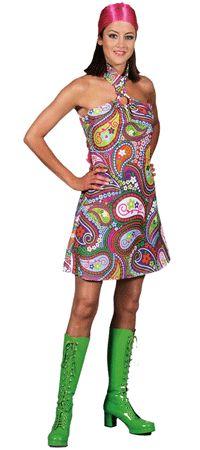 Halter bloemen jurk dames  Halter hippie jurk voor dames. Halter hippie jurk in vrolijke kleuren met bloemen print. Voor hippie accessoires kijk bij ons in de winkel.  EUR 31.96  Meer informatie