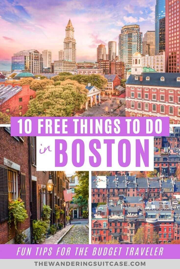 10 Free Things To Do In Boston In 2020 Boston Things To Do