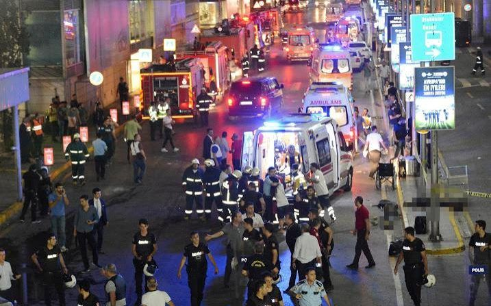 Istanbul airport attack: 'Up to 50 dead' in suspected Isil suicide ...