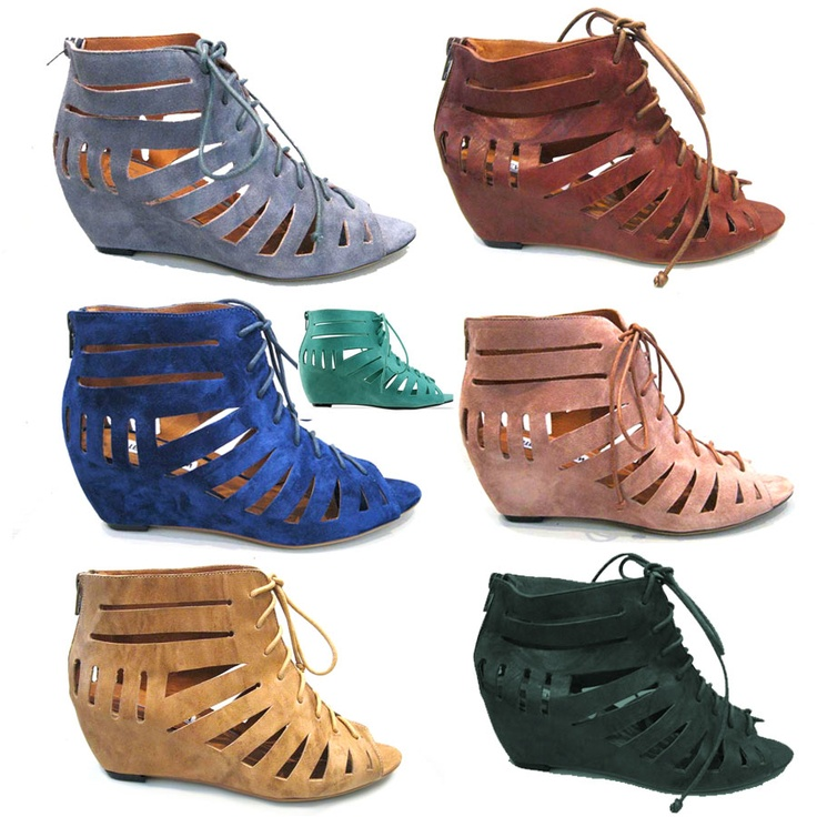 I want the green, blue and yellow ones so bad. Ego and Greed shoes.