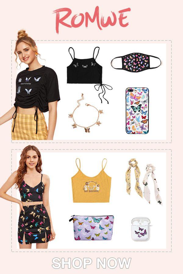 Online Shops Like Romwe