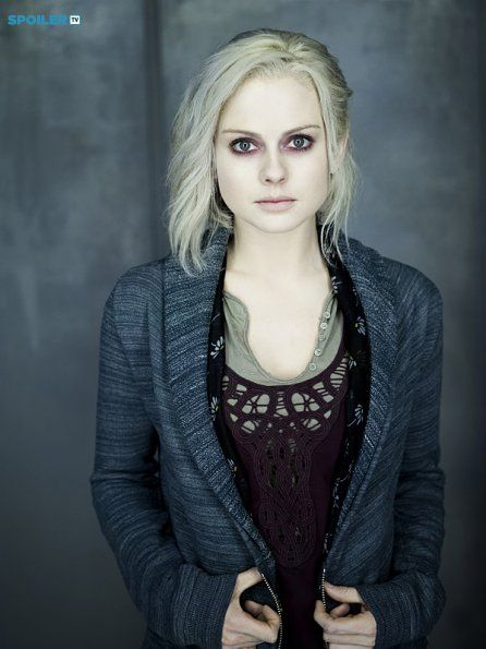 Rose McIver as (Olivia 'Liv' Moore) #iZombie  Loving her style on the show!