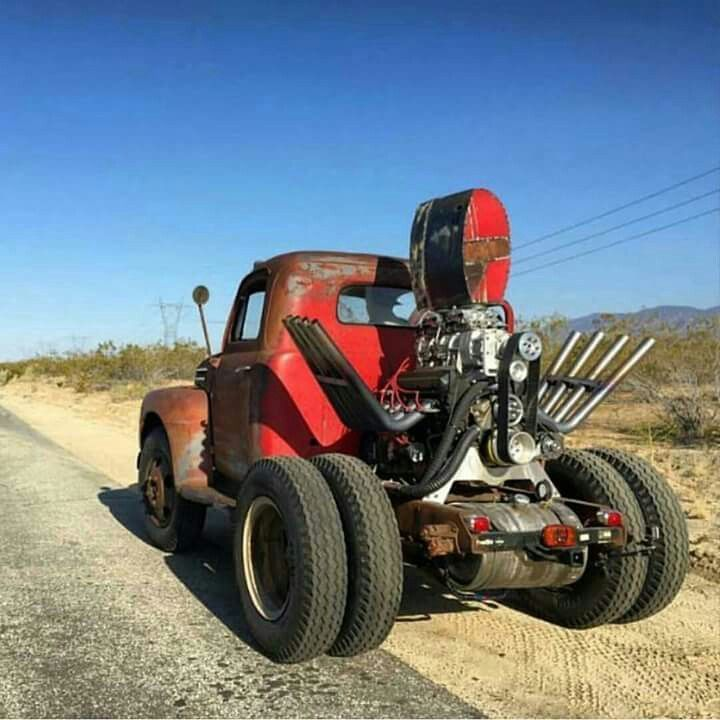 Pin By Evan Johnson On Cars Trucks Motorcycles That Make Your Heart Go Vroom Rat Rod Classic Trucks Trucks