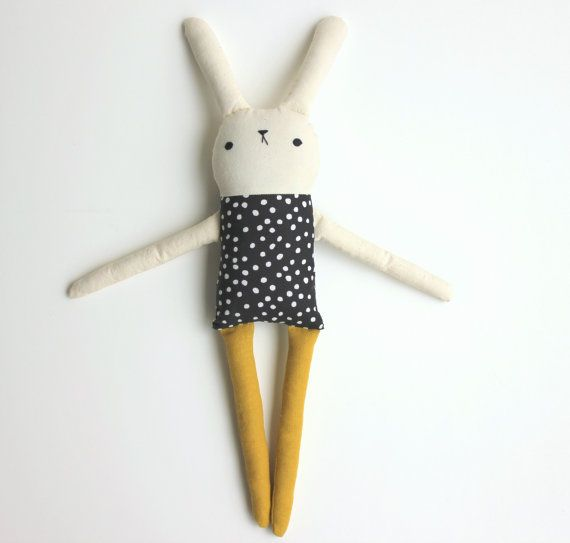 Bella Bunny  Wild Doll Collection by Sleepy King
