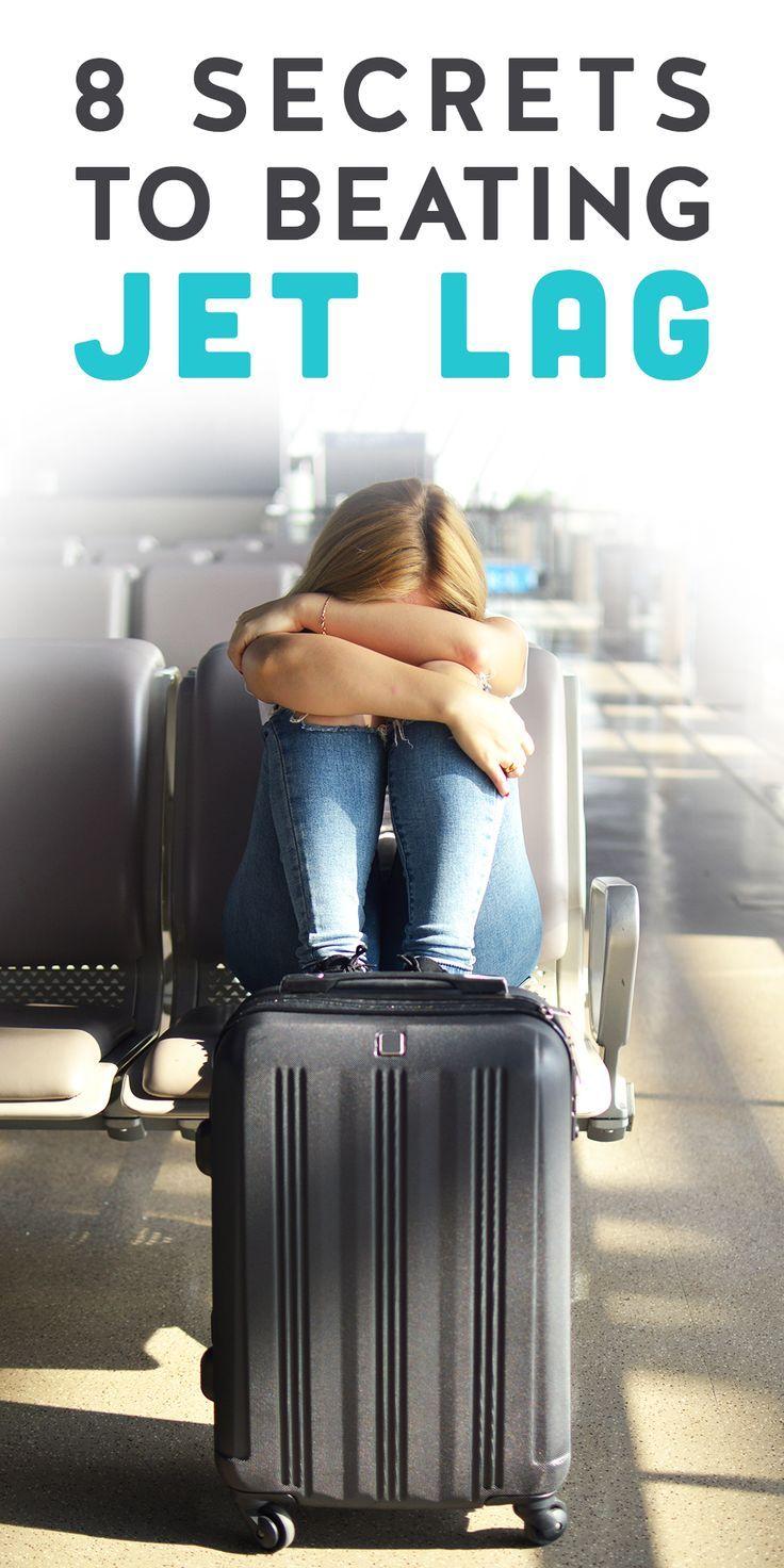 8 Secrets to Beating Jet Lag | Travel tips | Flight tips | Flight hacks | How to fight jet lag