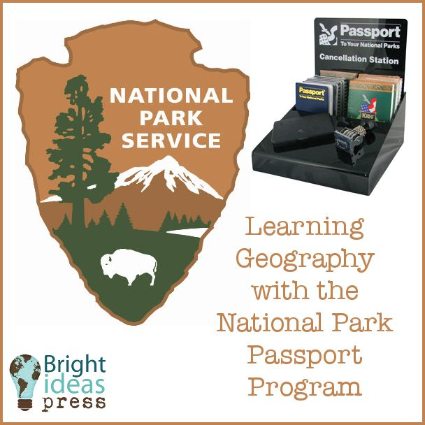 Learning Geography with the National Park Passport Program