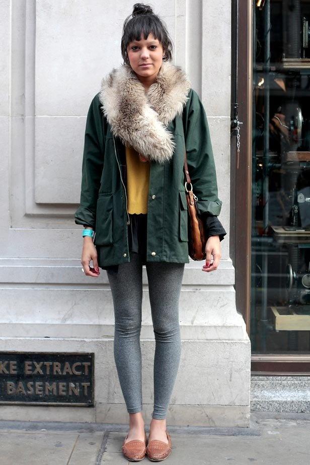 Wax Jackets | Street Style | ELLE UK