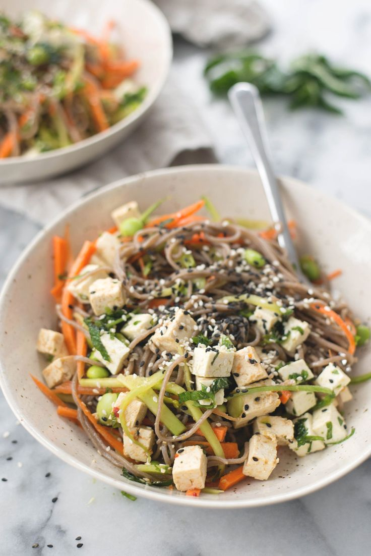 25+ best Cold noodle salads ideas on Pinterest