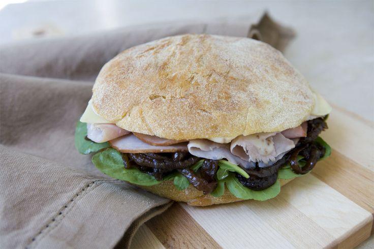 Recipe by Nancy Silverton - Grilled Ham & Gruyere on La Brea Bakery ...