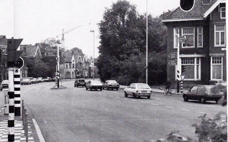 Ripperdastraat Enschede (jaartal: 1980 tot 1990) - Foto's SERC