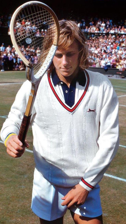 25+ best ideas about Bjorn Borg on Pinterest   Tennis players, Wimbledon news and Tennis legends
