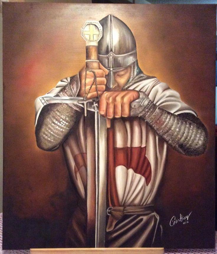 картинки крестоносцев с щитом и мечом японское