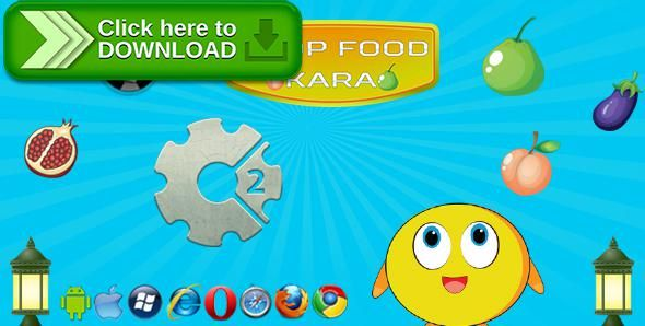 [ThemeForest]Free nulled download Kara - Food Drop HTML5 Game from http://zippyfile.download/f.php?id=47364 Tags: ecommerce, android game, browser game, children game, food game, fruit ninja, game for children, game for kids, html5 game, iOS GAME, kara game, kids game, mobile game, web game, website game
