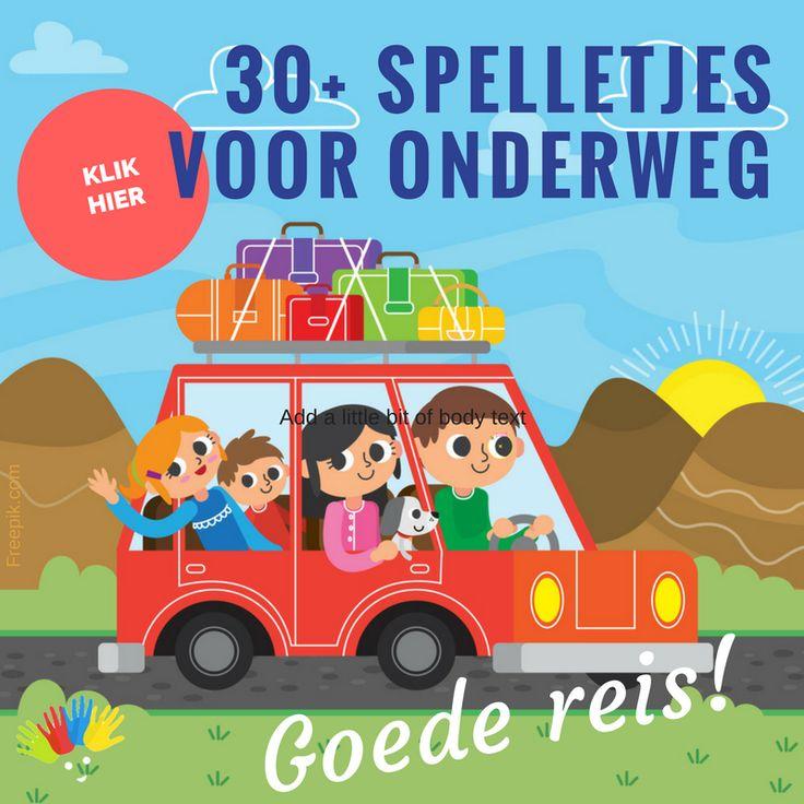 Moet je doen: spelletjes voor onderweg | Thuisinonderwijs.nl