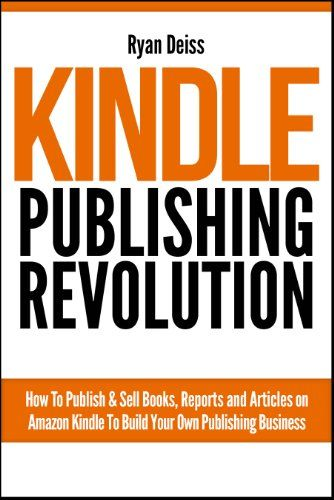 Ryan Deiss gives his take on the opportunities for self-publishing on Kindle. And if you follow his lead, you can see how he does it. Interesting, but not the best book out there to get started with...