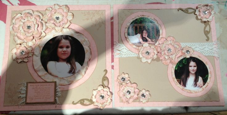 Double page lay out. Designed by Lissa bannister. Independent Kaszazz consultant 106546