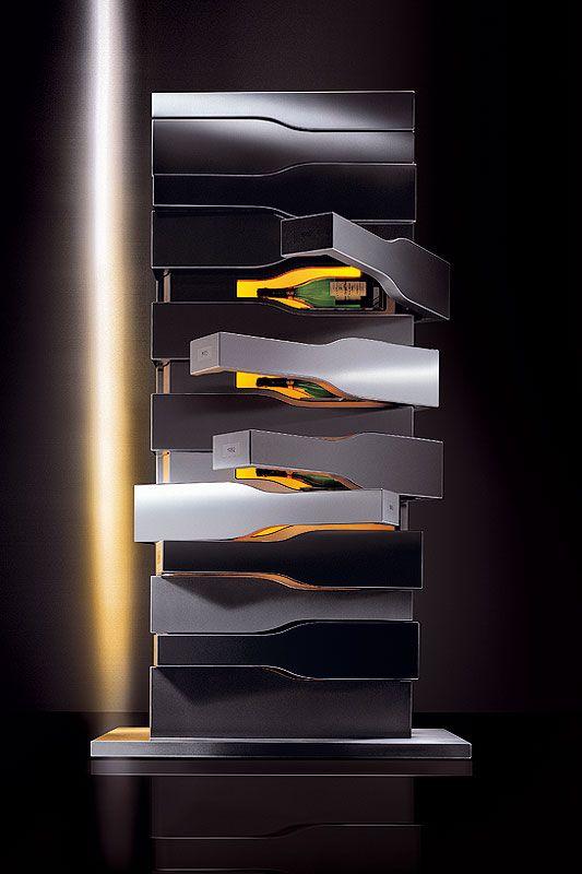 [Cave à vins] Vertical Limit by Porsche Design