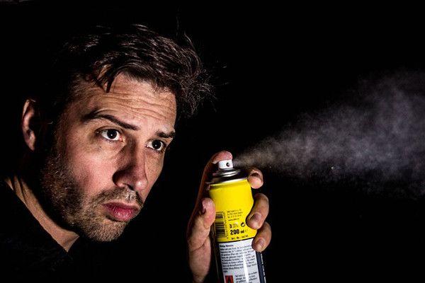 Wasp Spray For Self Defense