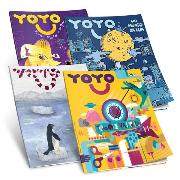 Combo YOYO 4 Edições