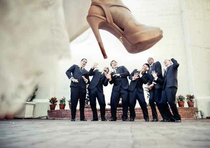 20 lustige Hochzeitsbilder: los geht's! – Archzine.net