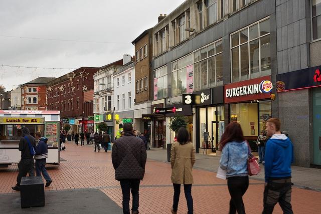 Park Street, Walsall