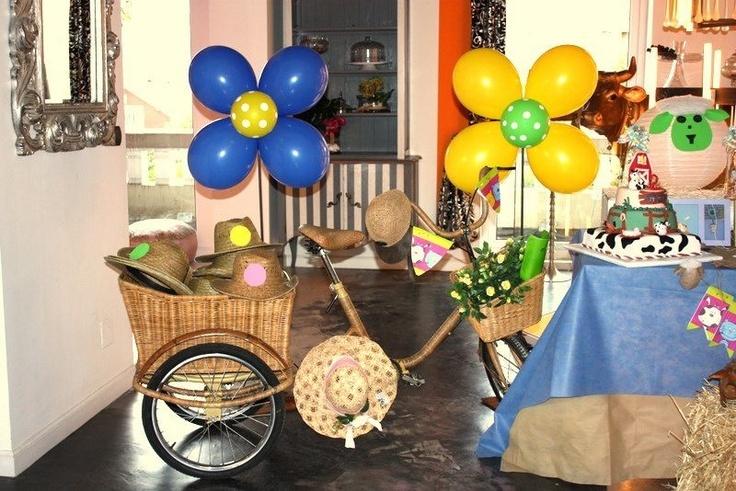 Decoracion Infantil De Granja ~ granja infantil more granja infantil cumplea?os infantiles fiestas de