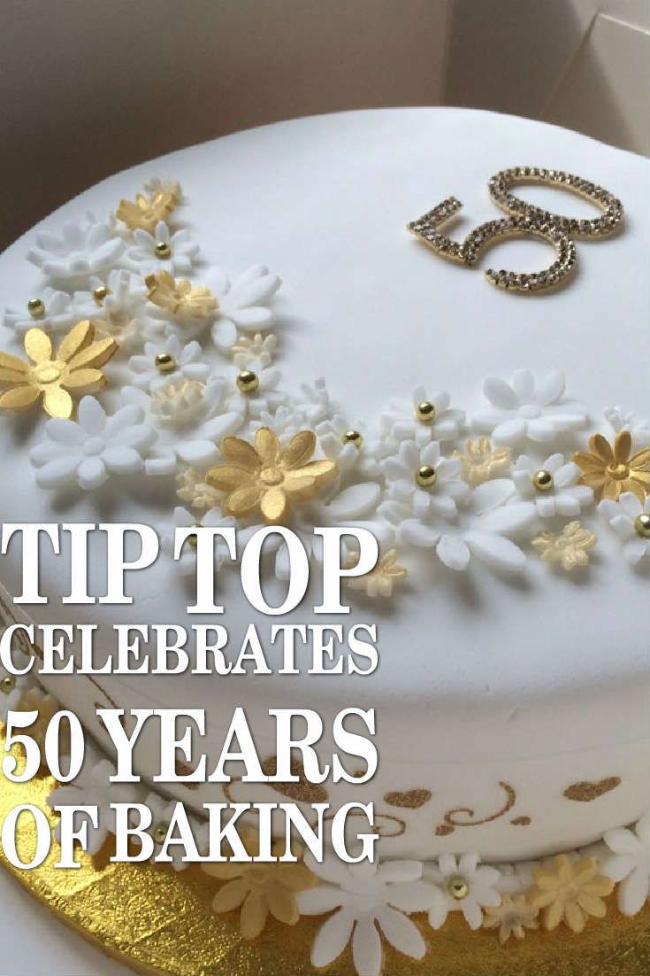 Tip Top, is celebrating more than 50 years of baking for Australian families and it's time to rise to the occasion. As part of the celebrations, Tip Top is re-releasing some of its fabulous, old recipes from the 1950s, such as the sweet tooth's paradise: Russian Bread Pancakes and Cocoa Pudding