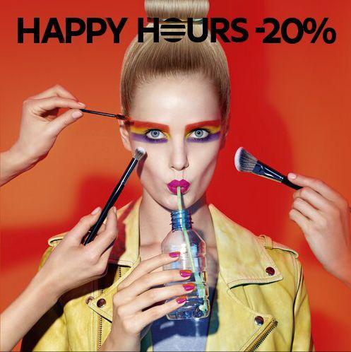 [News] Sephora - Happy Hours -20% (25-26 febbraio 2014)