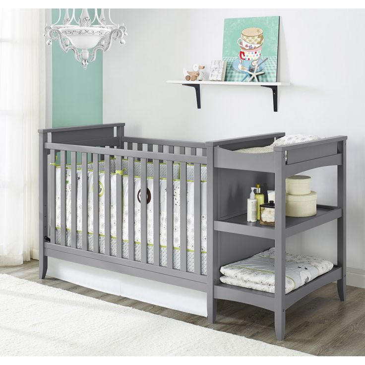 $272 Baby Relax Baby Relax Emma Convertible Crib
