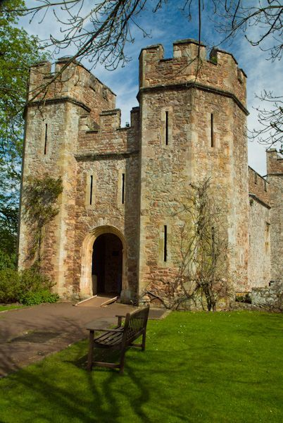 Dunster Castle-   Dunstar Castle overlooks one of the prettiest villages in Exmoor. The oldest part of the existing castle is the gatehouse, which dates to the 13th century. Much of the rest is a rebuilding covering the 17th to the 19th century.