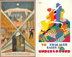 150 years of london underground posters