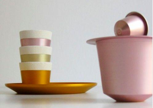 Nespresso Coffee Capsules Cups