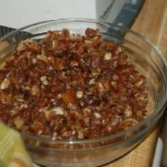 Basic Charoset Recipe (via foodily.com)