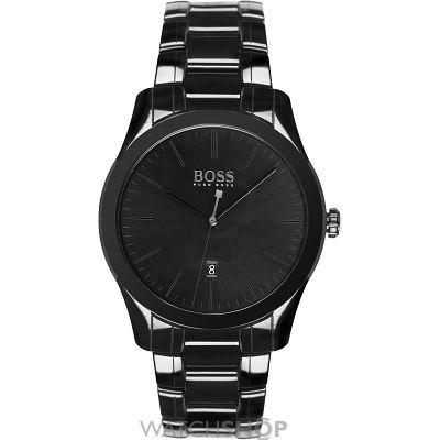 Mens Hugo Boss Ambassador Special Edition Ceramic Watch 1513223