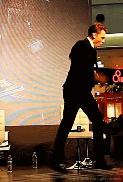 49 Reasons Tom Hiddleston Will Ruin You For Life ... Not gonna lie, watching him dance, makes me drool. #TomHiddleston