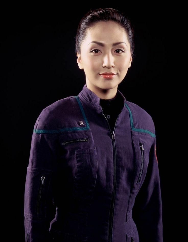"Linda Park-Hoshi Sato-""Star Trek Enterprise"""