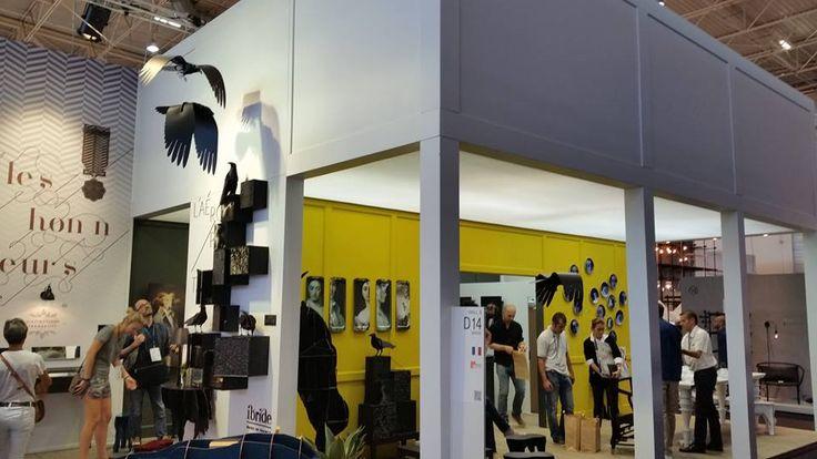 Ibride at M&O #RADform #ibride #modernfurniture #interiordesign #MO14 #parisdesignweek