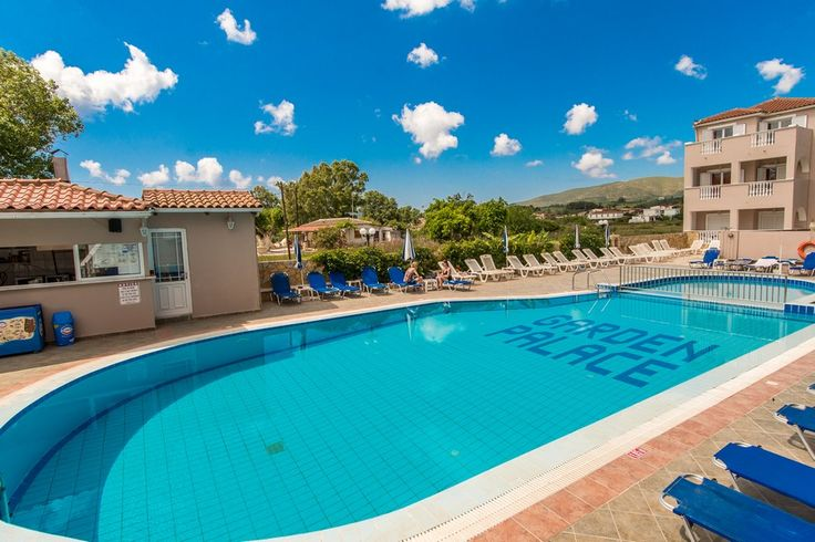 Garden Palace Hotel - Zakynthos, Greece - Hostelbay.com