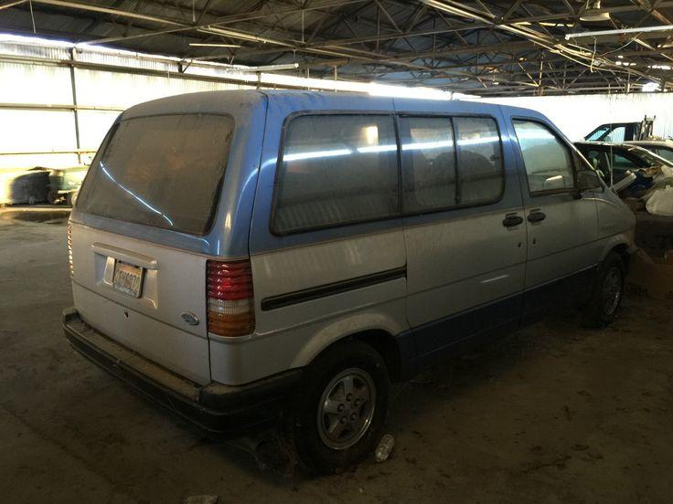 1987 Ford Aerostar XL Mini Passenger Van 3-Door 3.0L