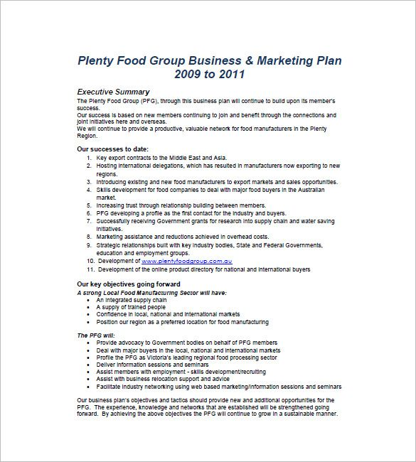 The 25+ best Business proposal sample ideas on Pinterest Sample - catering business plan template