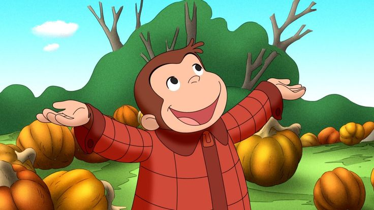 Curious George: A Halloween Boo Fest Premieres on Oct 27 @PBSKids