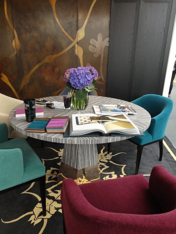 Amy Somerville Furniture And Rugs. Decorex International 2014.  Www.thehousedirectory.com